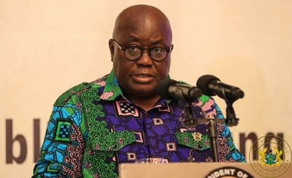 President Akufo-Addo shows his  timely election was orchestrated by God - NPP Germany