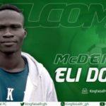 GPL: King Faisal signs midfielder McDennis Eli Dotse
