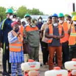 Director-General of NADMOleads Eastern Regional disinfection exercise
