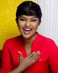 Nana Ama Mcbrown reacts to video of her allegedly giving Mahama knocks on TV