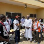 John Boadu donates to the underprivileged in Greater Accra; joins public education campaign on Covid-19