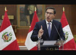 Coronavirus: President of Peru restrict movement by gender