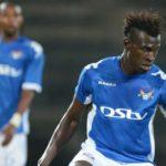 Ghana's Edwin Gyimah regrets leaving PSL side Orlando Pirates