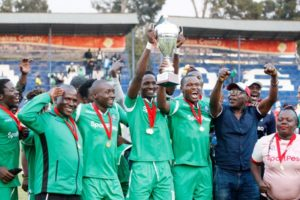Gor Mahia declared champions of Kenyan Premier League