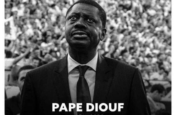 COVID-19: Former Marseille Boss Pape Diouf dead