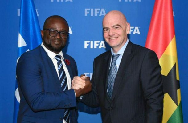 COVID-19: FIFA boss Infantino talks Health Relief Fund and more