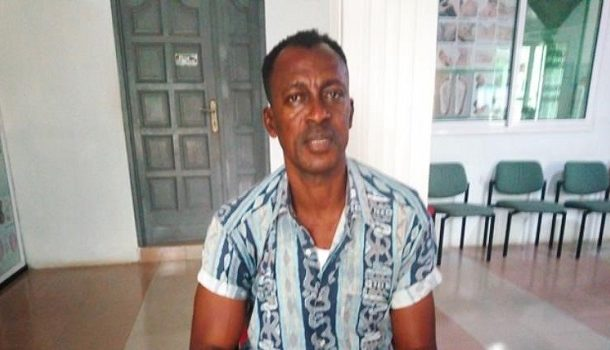 My country doesn't love me - Stroke ridden Agyemang Duah cries