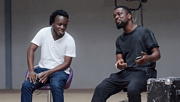 'We are dead' - Sarkodie 'weeps' as Akwaboah loses all his songs