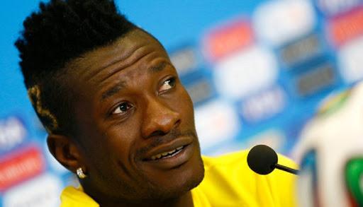 Asamoah Gyan responds to Herve Renard's 'lazy player' comments