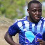 GPL: Dresms FC agrees deal with former Great Olympics striker Manomey