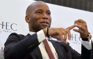 Drogba's Presidential ambition dealt a big blow; Secures zero votes from ex-players