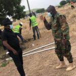 COVID-19: Work start on Ghanaman facility to meet isolation center status