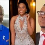 Benedicta Gafah reacts after Kennedy Agyapong accused her of sleeping with Obinim