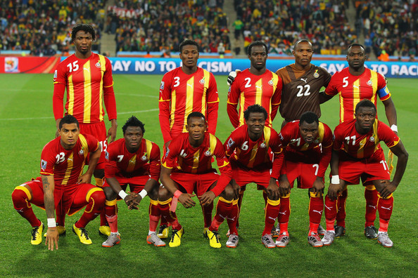Abedi Pele settles debate as he opts for 2010 Ghana squad as best ever
