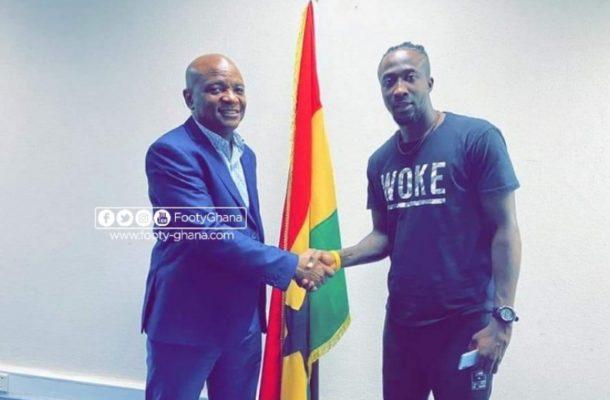 GPL: Hearts capture former Nigerian youth star Danjuma