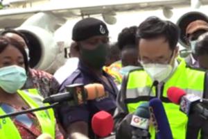 China government massively boosts Ghana coronavirus fight with big donation