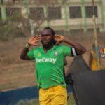 GPL: Aduana Stars hitman Yahaya Mohammed not ready to accept pay cut