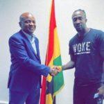 OFFICIAL: Hearts of Oak sign Nigerian striker Danjuma Kuti
