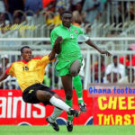 I broke the 'bad luck' curse by winning the Champions League with Hearts - Agyemang Duah