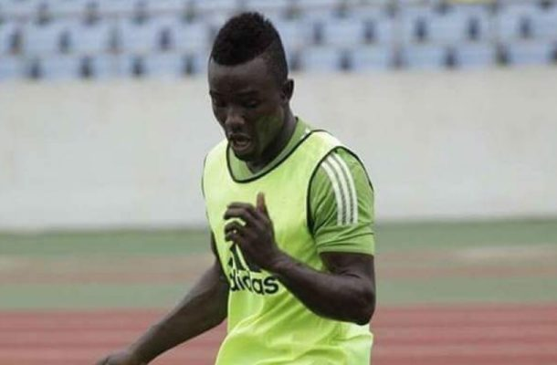 Exit: Former Elmina Sharks defender Abakrow quits football at 24