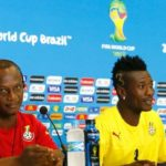 Asamoah Gyan holds no grudges against Kwesi Appiah