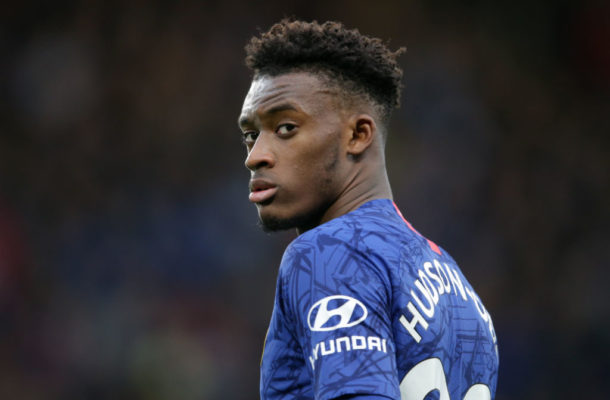 Chelsea's Callum Hudson-Odoi speaks fondly about his Ghana roots