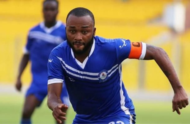 Childhood Hearts of Oak supporter Gladson Awako will gladly play for Kotoko