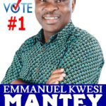 Sports Administrator; Kwesi Mantey bares teeth on 'Money-conscious' sportsmen