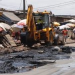 COVID 19: Massive 3-day Clean-up in Accra by Sanitation Ministry & AMA