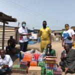 COVID-19: Bright Addae, Afro-Arab Group capo donate to Ghana Skate Soccer Association