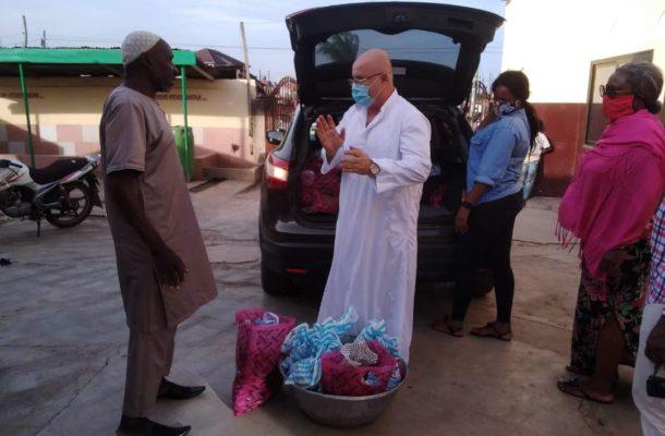 Ramadan: Fadi Dabbousi donates to Muslims