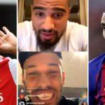 Arsenal star Aubameyang responds to Boateng's 'Come to Beşiktaş' call