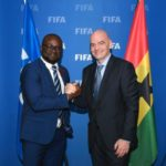 FIFA President expresses condolences and support to accident victims