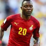 Kwadwo Asamoah has not retired from Black Stars - Father claims