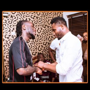 Mikel Obi set to feature in Burna Boy's COVID-19 awareness video