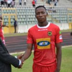 I wanted to stay at Kotoko and fight for my chance - Ibrahim Osman