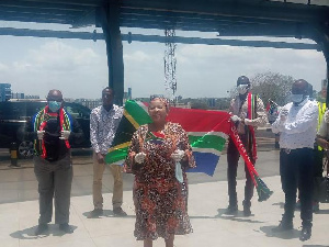 Coronavirus: Over 60 South African nationals repatriated from Ghana