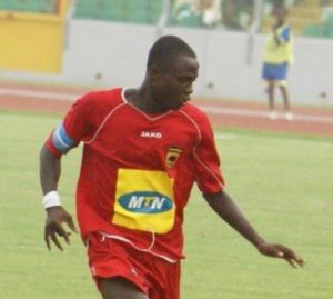 I was the lowest paid player at Kotoko but I played with passion - Samuel Inkoom