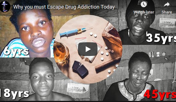 Documentary reveals how addicted Ghanaian drug users are struggling under lockdown