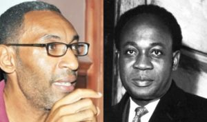 Nkrumah's son reacts to video of his father as he 'Lies In State'