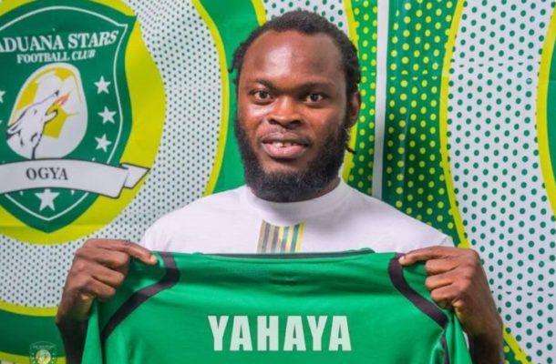 Injured Yahaya Mohammed is on a sick leave - Aduana Stars PRO