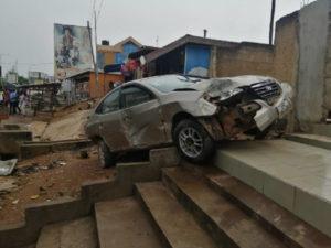 'Koko' seller dies in freak motor crash in Kumasi