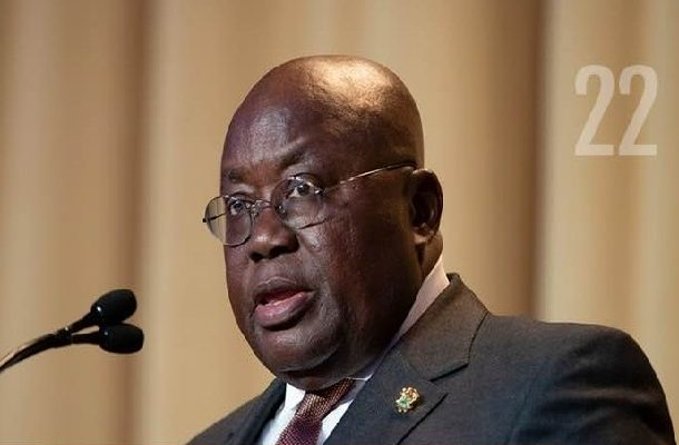 COVID-19: No water bills for Ghanaians for April, May and June – Akufo-Addo