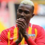 Bernard Mensah keen to play champions league football next season