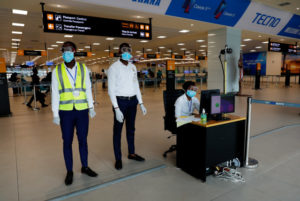 Israelis among the first to be evacuated from Ghana hours before borders close
