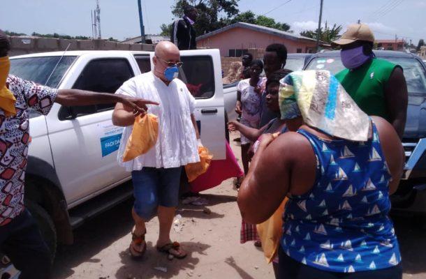 Lockdown: Fadi Dabbousi donates to the vulnerable