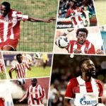 Ghanaians who have played for Red Star Belgrade