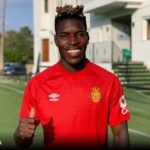 Lumor Agbenyenu to embark on another loan spell after Mallorca