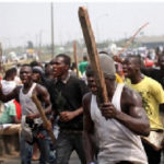 Mob lynch suspected armed robber, another drowns