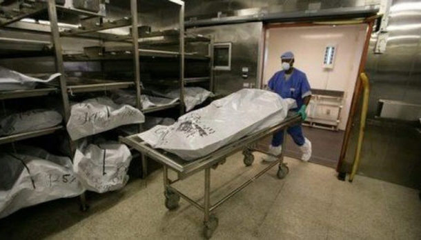 Bodies pile up as morgues in Ghana run out of space